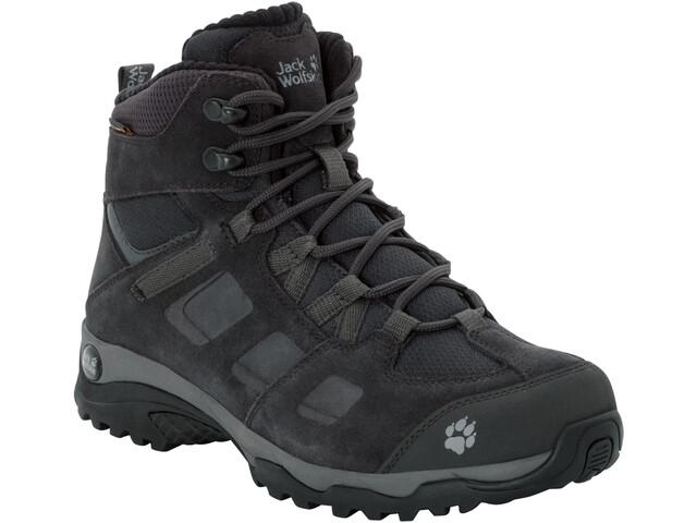 kup popularne dostać nowe autentyczna jakość Jack Wolfskin Vojo Hike 2 WT Texapore Mid Shoes Women phantom/dark steel